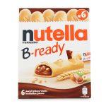 Nutella B-Ready t6 132g Ferrero