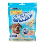 Bastoncini Dental fresh con menta 3in1 7 pezzi 110g Friskies