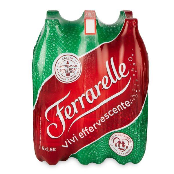Acqua Ferrarelle 1,5Lx6