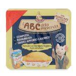 ABC della merenda con dolce plumcake 32g Parmareggio
