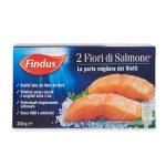 Fiori di salmone 2 pezzi 200g Findus
