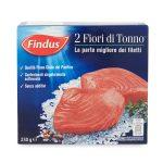 Fiori di tonno 2 pezzi 230g Findus