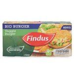 Veggie burger 2 pezzi 250g Findus
