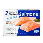 Filetto di salmone 250g Oggi Pesce