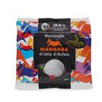 Mozzarella di latte di Bufala 100gx3 Mandara