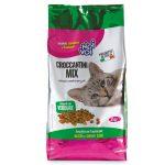 Croccantini mix verdure per gatto 2Kg Noi&Voi