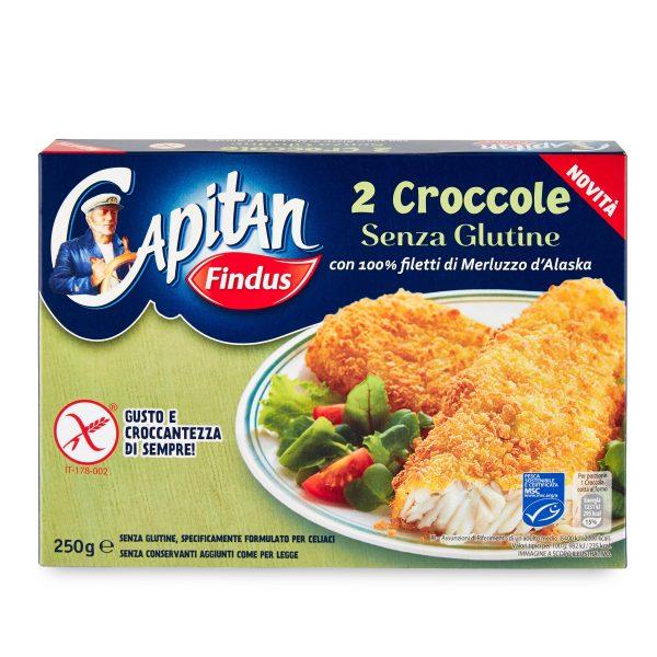 Croccole senza Glutine 2pz 250g