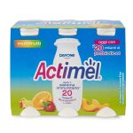Actimel gusto multifrutta 6x100g Danone
