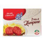 Zampone cotto 2 fette senza glutine 150g Noi&Voi
