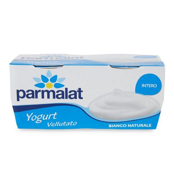 Yogurt intero bianco naturale 125gx2 Parmalat