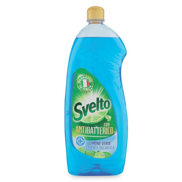 Detergente piatti antibatterico 1L Svelto