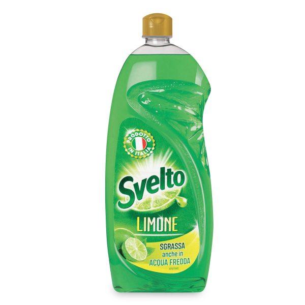 Detergente piatti al limone verde 1L Svelto