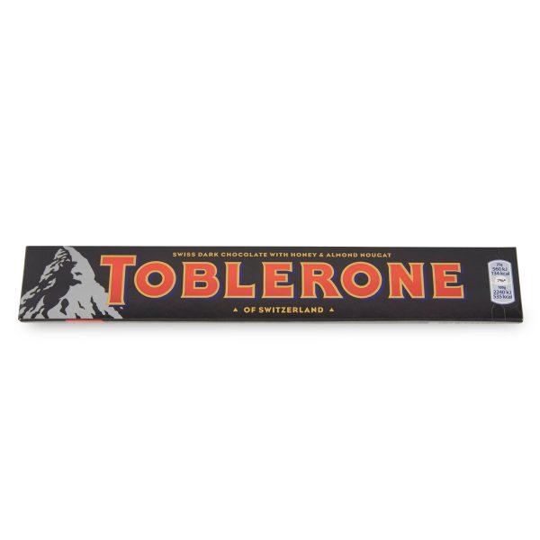 Cioccolato Toblerone fondente 100g
