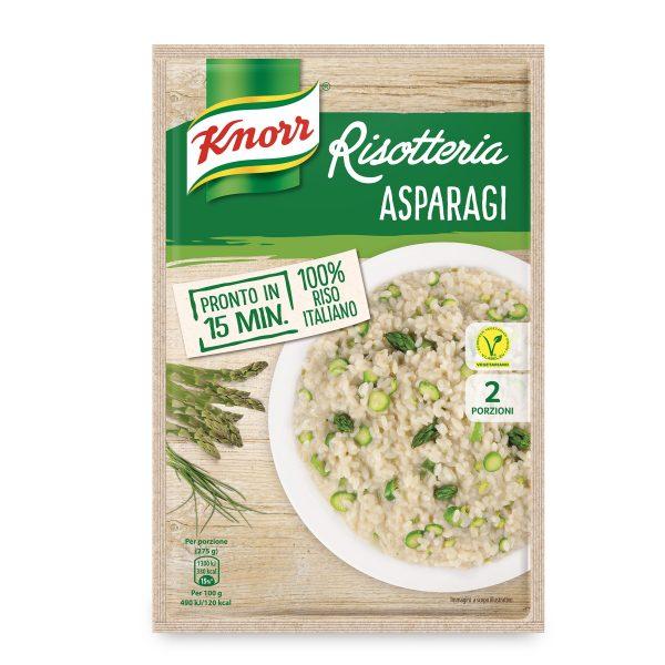 Risotto agli asparagi 175g knorr