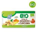 Bio infuso zenzero/curcuma 20filtri Noi&Voi