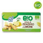 Bio infuso zenzero/limone 20 filtri Noi&Voi
