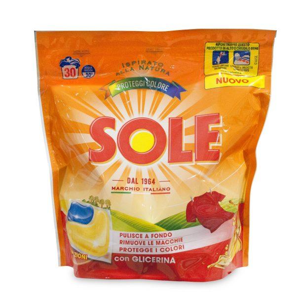 GelCaps 30 pezzi proteggi colore Sole