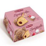 Colomba Spagnola  con crema panna e confettura di amarena 750g Balocco
