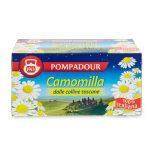 Camomilla 100% italiana 18 filtri Pompadour