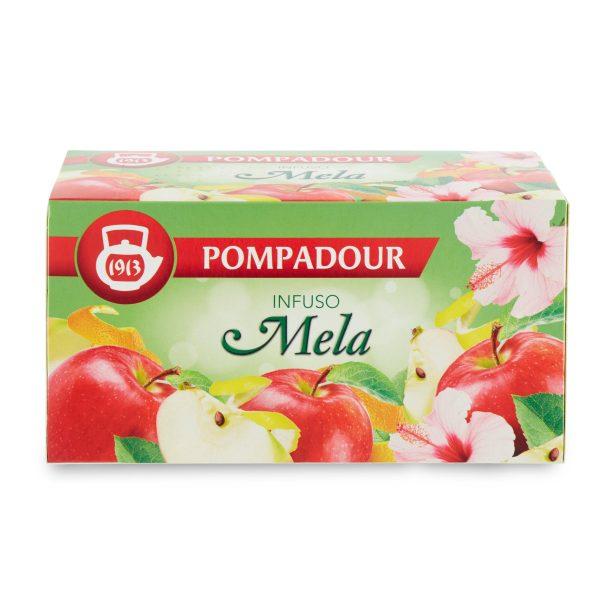Infuso alla mela 20 filtri Pompadour