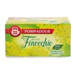 Infuso al finocchio aromatico e digestivo 20 filtri Pompadour