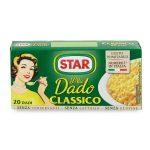 Dado Classico 20 cubi 200g Star