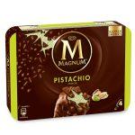 Magnum al pistacchio 4 pezzi 344g Algida