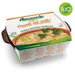 Bio zuppa scarola e fagioli cannellini 310g
