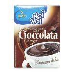 Preparato per bevanda al cioccolato 5 buste Noi&Voi