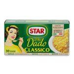Dado Classico 30 cubi 300g Star