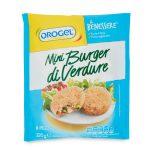 Mini burger di verdure 320g Orogel