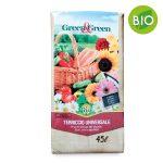 Terriccio universale bio Green & Green 45 litri