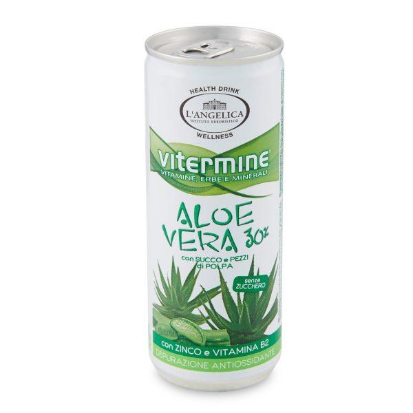 Aloe lattina 240ml Angelica
