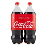 Coca cola 1,35L x2 bottiglie