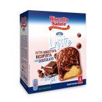 Biscotto Salute ricoperto con cioccolato al latte 168g Monviso