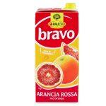 Bravo arancia rossa con vitamina C 2L Rauch