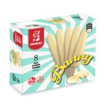 Confezione da 8 Gelato Banny gusto banana 360g