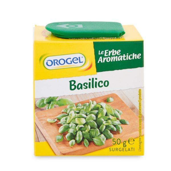 Basilico dosafacile 50g Orogel