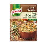 Zuppa ai 5 cereali 109 g Knorr