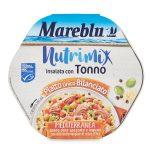 Insalata di tonno Mediterranea 220g Nutrimix
