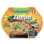 Zuppa con farro 620g Terra&vita
