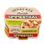Gustose di pollo verdure in agrodolce 160g        Simmenthal