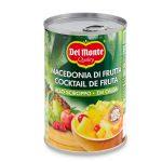Macedonia di Frutta allo sciroppo 250g Del Monte