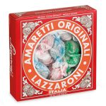 Amaretti window box 200g Lazzaroni