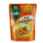 Riso expresso integrale 250g Gallo