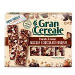 Barrette grancereale nocciole cioccolato 135g Mulino Bianco