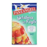 Gelatina in fogli 12g Paneangeli