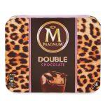 4 magnum double cioccolat 276g Algida