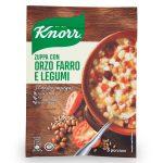 Zuppa cereali e legumi 119 g Knorr