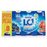 Lc1 vital mirtilli e frutti rossi 8x90g Nestlè